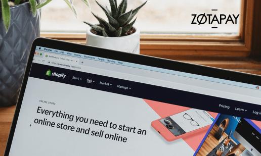 Choosing Tools: Zøtapay and Shopify